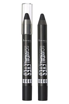 """Rimmel London Volume Flash Eye Shadow Stick, $3.99, available at Target.   http://www.refinery29.com/2015/12/99854/celebrity-makeup-artist-best-drugstore-makeup-2015#slide-7  The Expert: Makeup artist Mélanie InglessisClients: Olivia Wilde, Kate Hudson, Rosamund Pike""""I love these eyeshadow sticks for a summer smoky eye!"""" Inglessis says. """"The colors are vibrant, easy to use, and long-wearing. Apply it onto the top and bottom lashline and smudge..."""