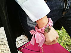 #details Fucsia, leopard and baby blue  http://thefashionprincessblog.blogspot.it/2014/01/fucsia-leopard-and-baby-blue.html