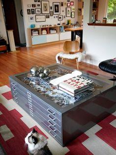 40 Genius Coffee Table Ideas To Copy