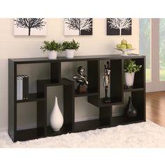 """Display Cabinet Bookcase 12""""L x 35""""W x 71""""H"""