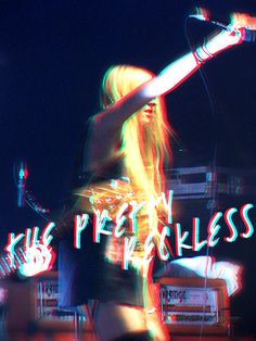 the pretty reckless<3 so in love at the moment.