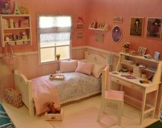 A room diorama 1:6 for pullip, blythe, momoko, barbie, licca, azone, pure neemo etc door WearingDreams op Etsy https://www.etsy.com/nl/listing/250420292/a-room-diorama-16-for-pullip-blythe