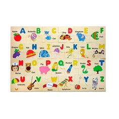 Wooden Number Floor Puzzle Smyths Toys