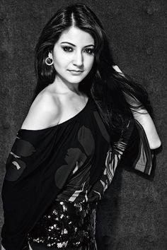 Anushka Sharma for Verve 2011