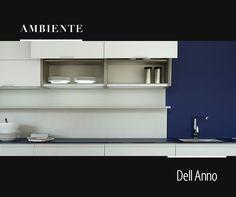 Além de charme e beleza, uma cozinha Dell Anno também é planejada para ser prática e funcional.