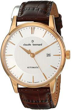 Claude Bernard Sophisticated Classics Automatik 80091 37R AIR - http://uhr.haus/claude-bernard/claude-bernard-sophisticated-classics-80091-37r