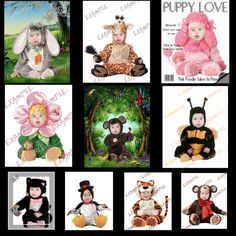 FUN CHILDRENS COSTUMES Digital Photography by ImagineBackgrounds, $19.95