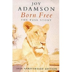 Born Free  - kindled my lifelong love affair with lion. I Support the Born Free Foundation run by Virginia Mckenna (the actress from the movie) and her son. They promote keeping wildlife in the wild.