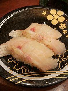 金沢・もりもり寿司ののどぐろ by suirey at 2013-11-17
