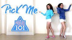 PICK ME - PRODUCE 101 (프로듀스 101) Dance Cover by Maki & Bela