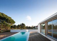 MIMA House in Alentejo is a prefabricated Portuguese home