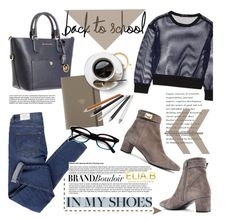 """""""Back to School: New Shoes"""" by helenevlacho ❤ liked on Polyvore"""