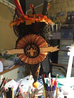 Halloween sweetie cone