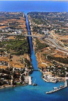 Ισθμός-Κόρινθος-Greece (ΚΤ)