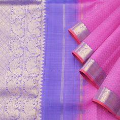 Kanakavalli Handwoven Kanjivaram Silk Sari 1012830 - Brands / Kanakavalli - Parisera