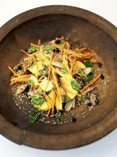 Crunch Salad | Vegetables Recipes | Jamie Oliver Recipes