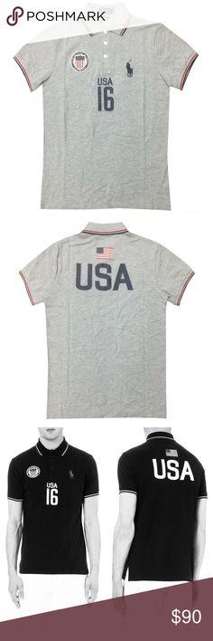 0895c866 99 POLO Ralph Lauren Team USA 2016 Olympic Team C 99 POLO Ralph Lauren Team  USA