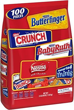 Nestle Chocolate Assorted Minis Bag, 40-Ounce * Visit the image link more details.-It is an affiliate link to Amazon.
