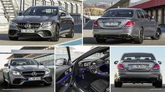 2018 Mercedes‑AMG E63 S: Images and Videos