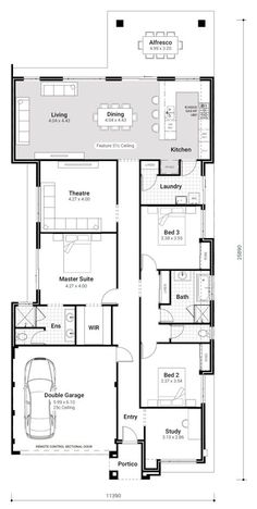 Choice Series by Redink Homes - The Monterey