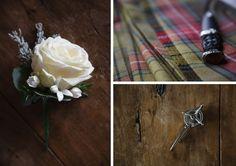 Rose, dagger (skean dhu) and kilt pin Edinburgh Photography, Rose And Dagger, Wedding Buttonholes, Scottish Weddings, Blue Sky Photography, Button Holes Wedding, Kilt Pin, Larry, Wedding Details