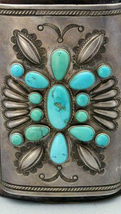 Navajo Silver Cuff