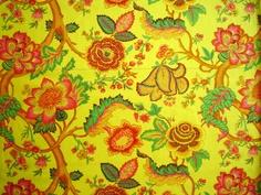 Night Tree Voile ~ Cilantro | Sew L.A. Fabric