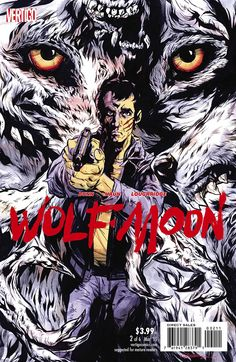 Preview: Wolf Moon #2, Cover - Comic Book Resources
