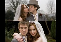 amy and rory      love FOREVER