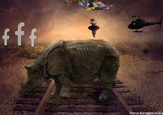 Haris Karagkounidis: Photoshop Manipulation Photography-Up