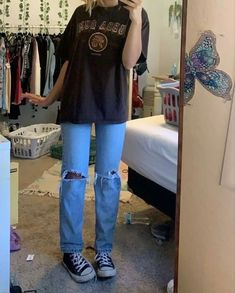 Retro Outfits, Grunge Outfits, New Outfits, Trendy Outfits, Vintage Outfits, Cute Outfits, Fashion Outfits, Skater Girl Outfits, Insta Outfits