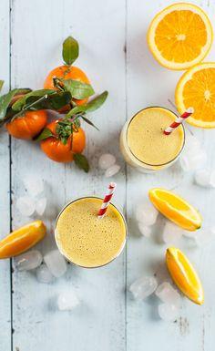Orange Creasicle Smoothie Recipe