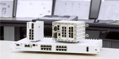 Industrial or commercial network components - Wired and wireless network solutions with ABB System 800xA (ABB 800xA DCS distributed control system)