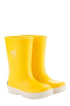 red Igor Baby Splash Nautico Rain Boot 9 US 26 M EU Toddler