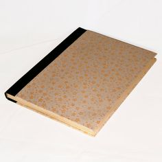 Gold Clover Large Blank Journal 8.5 x 11 by KranzBooks on Etsy