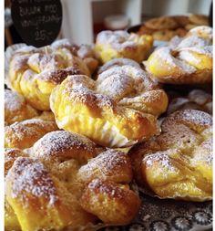 Baking Recipes, Cake Recipes, Norwegian Food, Tasty, Yummy Food, Swedish Recipes, Bagan, Four, Bread Baking