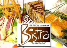 French Market Bistro. Baton Rouge, LA. Love the food, atmosphere here!