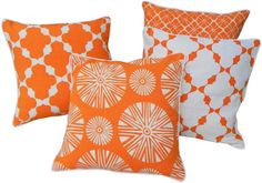 Citrus Pillows