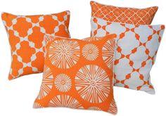 Citrus Pillows