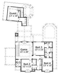 House Plan ID: chp-34962 - COOLhouseplans.com