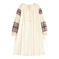 Qelfin Hand Embroidered Dress-product