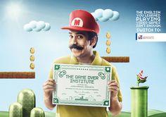 Britanico English Institute: Mario