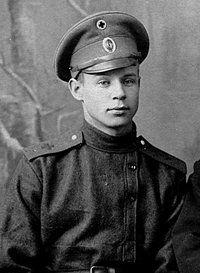 Призван в армию Сергей Есенин. Высочайшим соизволением направлен на службу в Царскосельский военно-санитарный поезд
