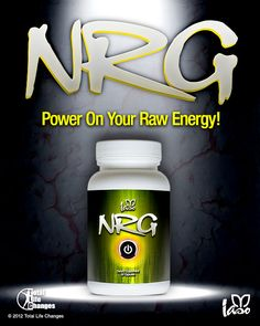 Iaso™ NRG Raw Energy. Get yours today! http://leandraborders.com