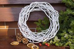 Wianek świąteczny. Eko-Styl, Mój pomysł, moja praca, moje zdjęcie. Weihnachtskranz. Eco-Stil. Mein Job, meine Idee; Новогодний венок. Эко-стиль. Моя работа, моя идея, моё фото. Christmas wreath. Eco-style. My job, my idea