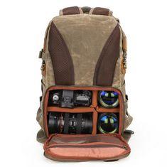 large camera bags (5) Rucksack Bag, Leather Backpack, Leather Bag, Backpack Bags, Canvas Laptop Bag, Canvas Backpack, Laptop Bags, Best Camera Backpack, Camera Gear