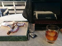 Zacapa XO Old Fashioned and Epicure 2.