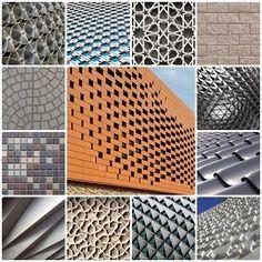REVISTA DIGITAL APUNTES DE ARQUITECTURA: Arquitexturas Naturales - Texturas y tramas para fachadas
