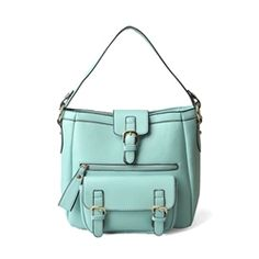 Blue Square Bucket Bag. $26.99. Shop goodkoop and get the current trends at 1/3 the retail price.