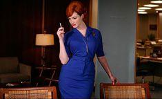 Christina Hendricks as Joan Holloway, MAD MEN